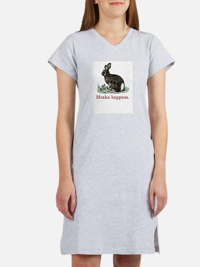 Hraka Happens Ash Grey T-Shirt