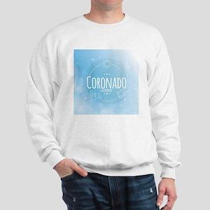 Coronado Beach CA Sweatshirt
