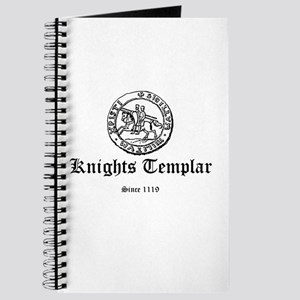 Knights Templar Ancient Seal Journal