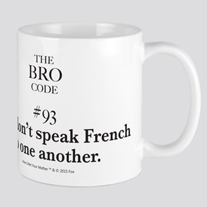 Bro Code #93 Mugs