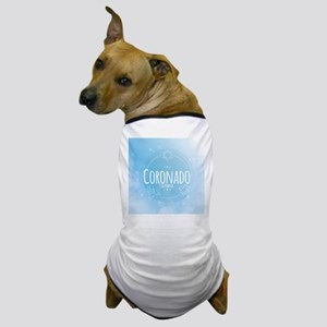 Coronado Beach CA Dog T-Shirt