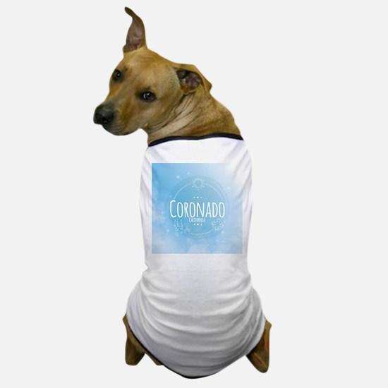 Coronado Beach CA Dog T-Shirt