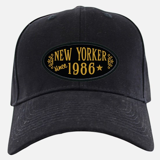 New Yorker Since 1986 Baseball Hat