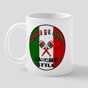 Sancho Cinco De Mayo Mug