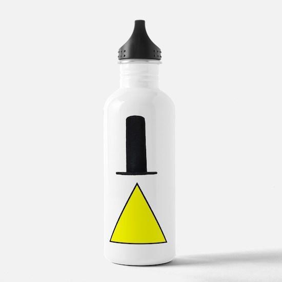 Unique Gravity falls Sports Water Bottle