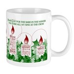softly evangelistic christmas Mug