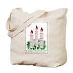 softly evangelistic christmas Tote Bag