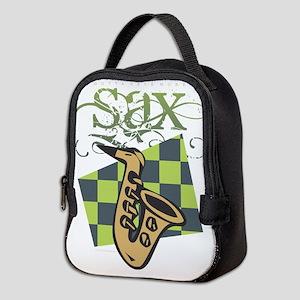 Sax Neoprene Lunch Bag