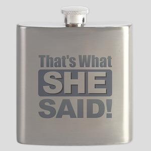 . Flask