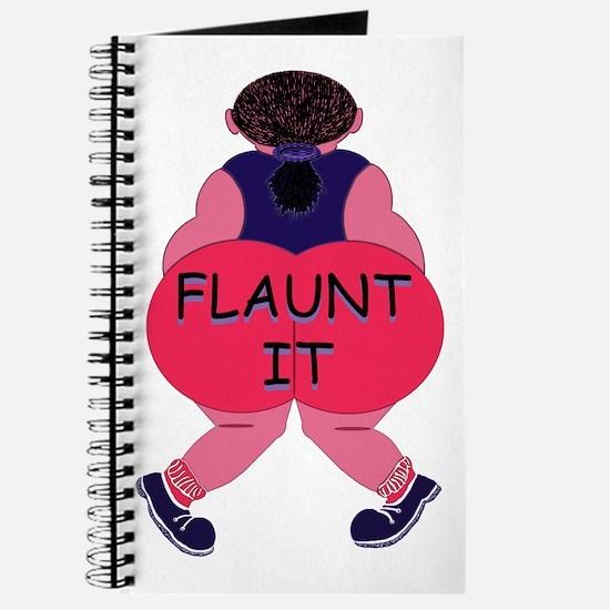 Flaunt It! Journal