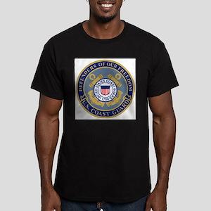 USCG-Defenders-Blue-Blue T-Shirt
