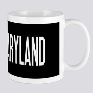 Maryland: Marylander Flag & Maryland Mug