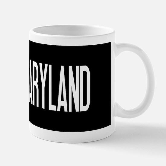 Maryland: Marylander Flag & Maryland Mug