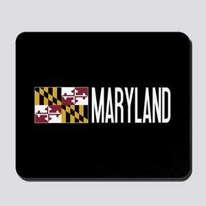 Maryland: Marylander Flag & Maryland Mousepad