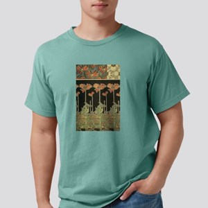Alphonse Mucha Art Nouveau Poppies alphons T-Shirt