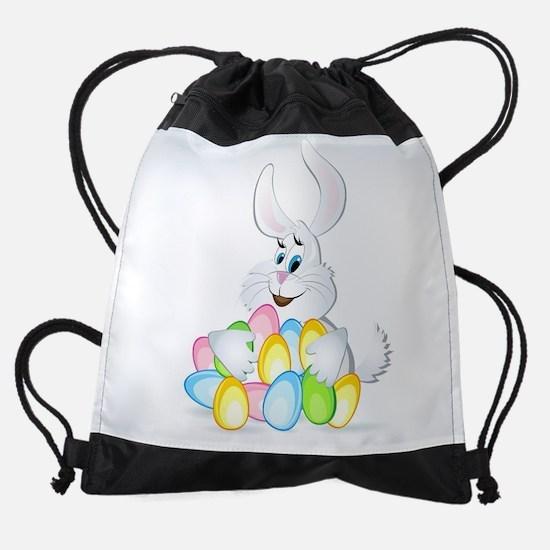 Cute Easter Drawstring Bag