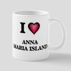 I love Anna Maria Island Florida Mugs