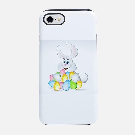 Cute Bunny ears iPhone 8/7 Tough Case