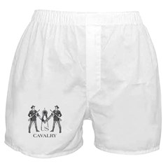 Masonic Cavalry Boxer Shorts