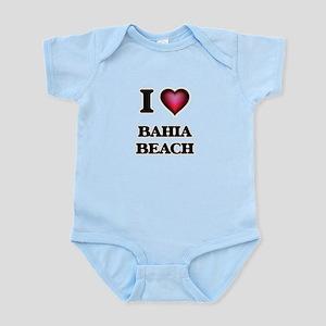 I love Bahia Beach Florida Body Suit