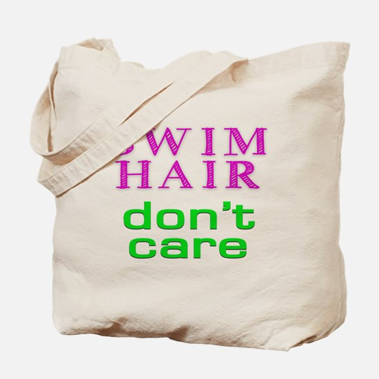 Swi Hair Don't Care Tote Bag