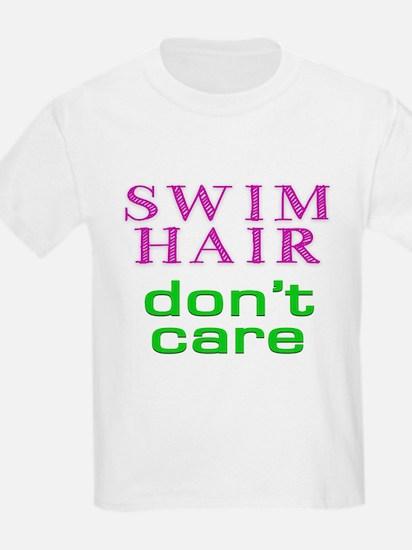 Swi Hair Don't Care T-Shirt