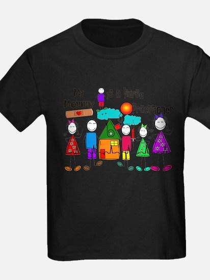 Nurse Practitioner's Kids T-Shirt