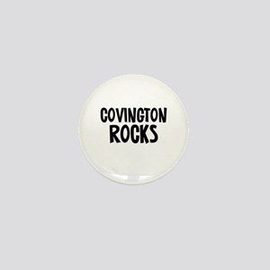 Covington Rocks Mini Button