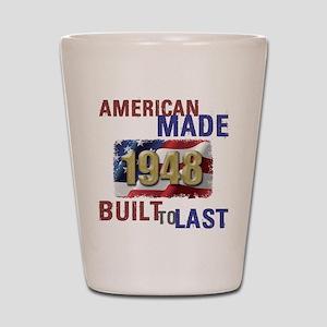 1948 American Made Shot Glass