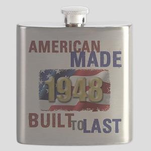 1948 American Made Flask