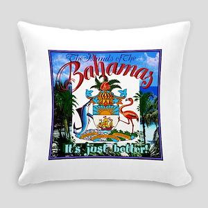 Bahamas Everyday Pillow