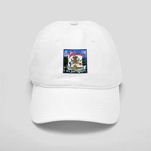 Bahamas Baseball Cap