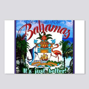Bahamas Postcards (Package of 8)