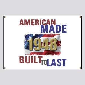1948 American Made Banner