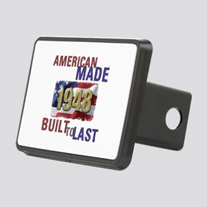 1948 American Made Rectangular Hitch Cover