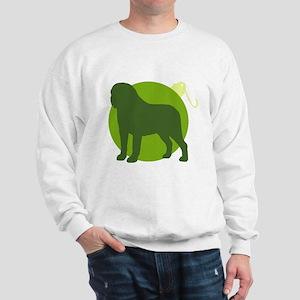 Saint Bernard Ornament Sweatshirt