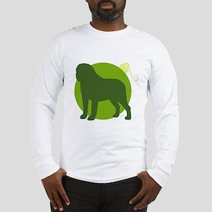 Saint Bernard Ornament Long Sleeve T-Shirt