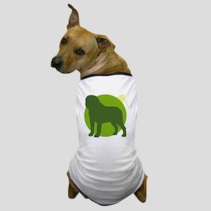 Saint Bernard Ornament Dog T-Shirt