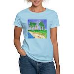 Madisonville Lighthouse Paint Women's Light T-Shir
