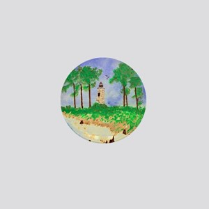 Madisonville Lighthouse Paint Mini Button