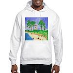 Madisonville Lighthouse Paint Hooded Sweatshirt