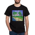 Madisonville Lighthouse Paint Dark T-Shirt