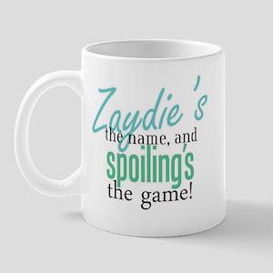 Zaydie's the Name! Mug