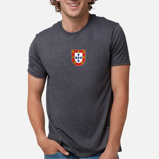 Popular War Shield European T-Shirt