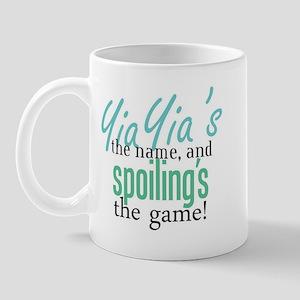 YiaYia's the Name! Mug