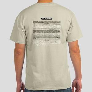 The Bill of Rights v2 Light T-Shirt