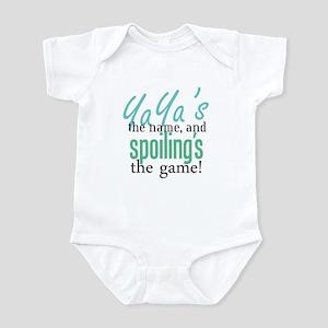 YaYa's the Name! Infant Bodysuit