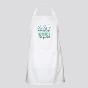 YaYa's the Name! BBQ Apron