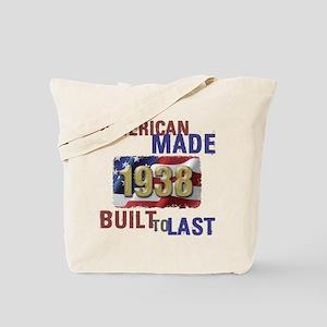 1938 American Made Tote Bag