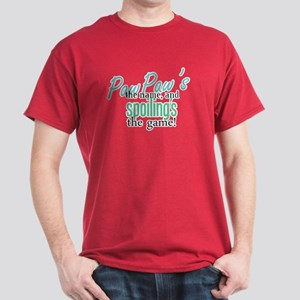 PawPaw's the Name! Dark T-Shirt